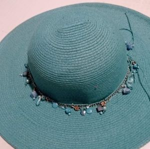 Beautiful Old County Road Floppy Sunhat
